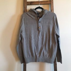 Banana Republic Sweater with Hood
